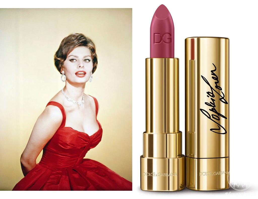 Sophia Loren, Dolce & Gabbana reklamında