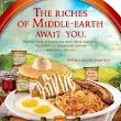 """Hobbit Slam"" Now Available At Denny's Restaurants"