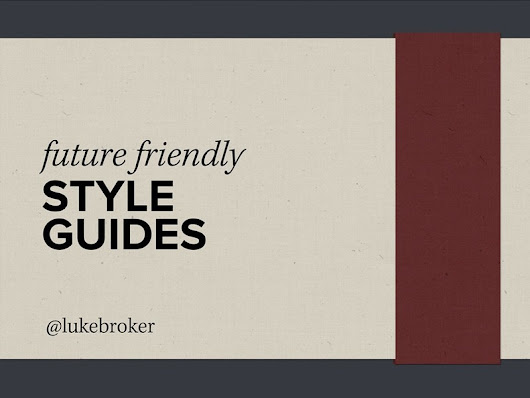 Website Style Guide Resources