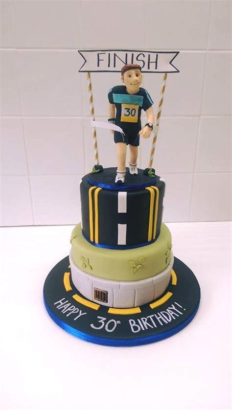 Cakes for Your Favourite Sport Enthusiast