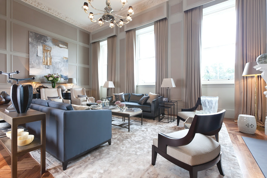 Luxury Lancasters Hyde Park Apartment, London « Adelto Adelto
