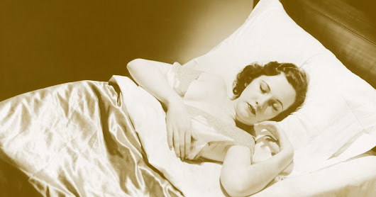 Sleeping Through the Night Is a Relatively New Invention -- Science of Us