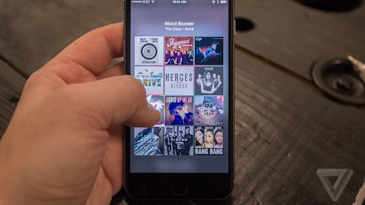 Rival music services say Apple's App Store pricing is anticompetitive