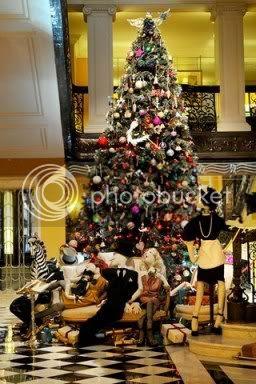 Lanvin Fashionable ChristmasTree