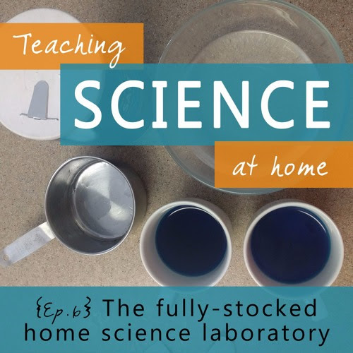 Ep 6 - The fully-stocked home science laboratory by Paige Hudson