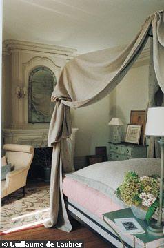 Dans la chambre « Gustavienne »