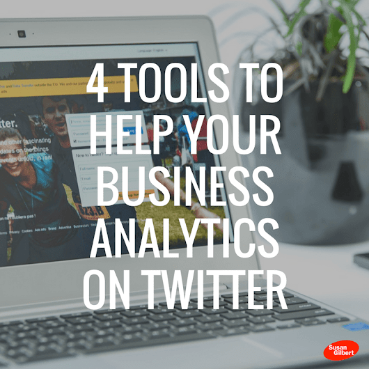 4 Tools to Help Your Business Analytics on Twitter
