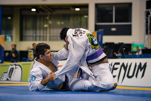 What to focus on as a new BJJ purple belt