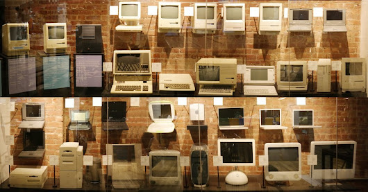 A Mac repair shop auctioning off museum of vintage computers