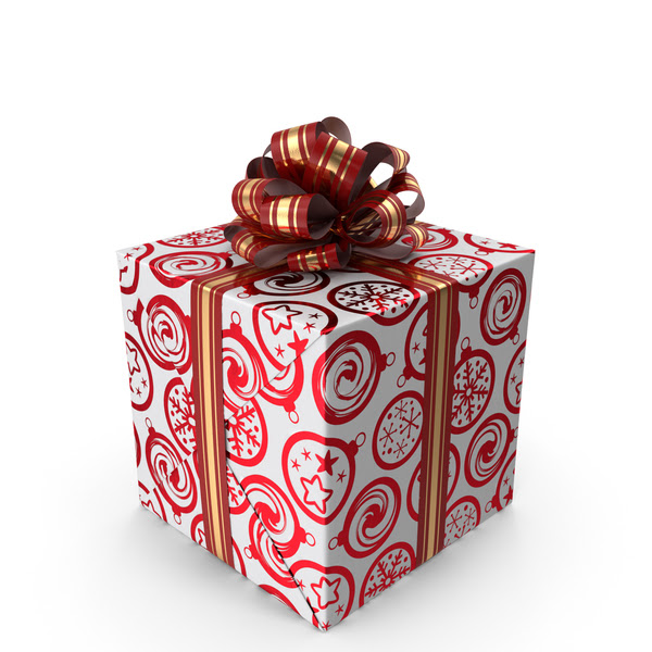 Christmas Gift Png Images Psds For Download Pixelsquid S11200554a