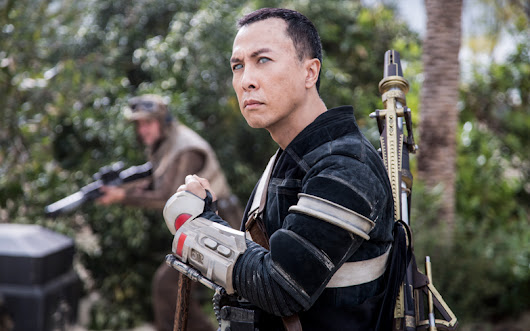 """It's been a long time coming"" – Donnie Yen on diversity in the Star Wars universe"
