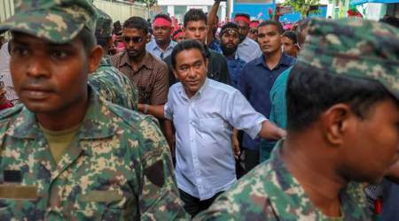Maldives attorney general says court can't oustpresident