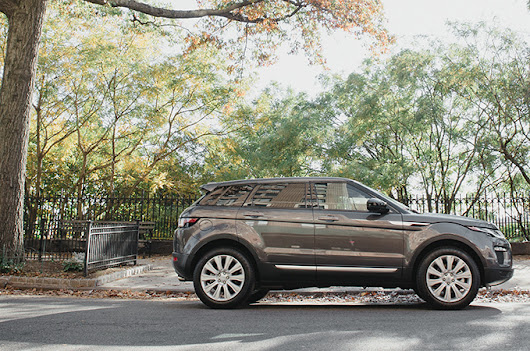 Three Reasons Why the Range Rover Evoque Is Perfect for Downtown Life - Baker Motor Company