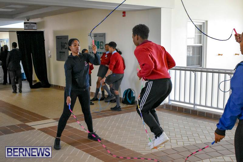 Photos: CedarBridge Academy Health Fair - Bernews