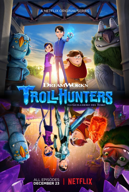 Trollhunters Movie Poster