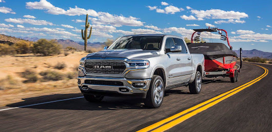 2019 Ram 1500: New Engineering, New Features, New Design