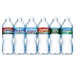 Bottled Natural Spring Water, .5L, Bottles, 24/Carton
