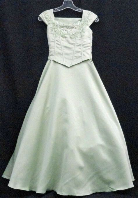girl pageant evening bridesmaid ball flower formal
