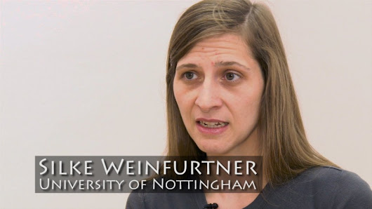 An Interview with Silke Weinfurtner [Video]