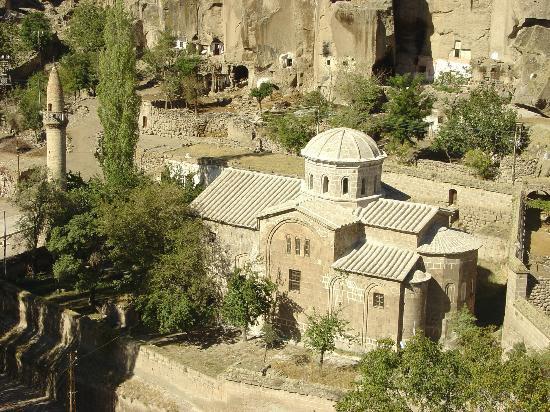 Kilise Cami(Aziz Gregorius Kilisesi)-Aksaray