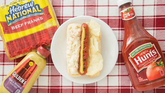 """The American"" Hot Dog Recipe - Cooking With Janica"