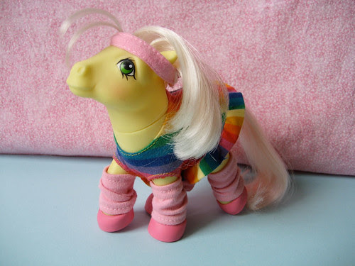 my little 80s pony