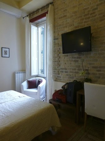 Petit salon - Picture of Palm Gallery Hotel, Rome - TripAdvisor