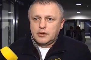 Евгений Хачериди перехлестывают эмоции, убежден Игорь Суркис