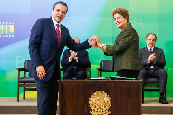 Dilma destacou as Olimpíadas e Paralimpíadas como desafios para o Turismo