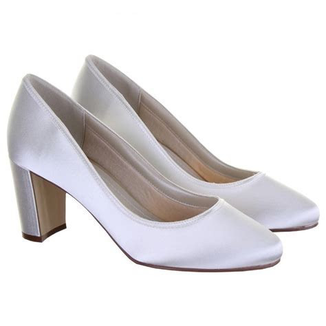 Rainbow Club Florence Bridal Shoes   Perdita's Wedding Shoes