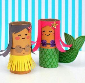 Игрушки из рулонов (6)