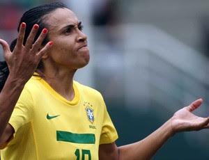 marta seleção brasileira (Foto: Fernando Pilatos)