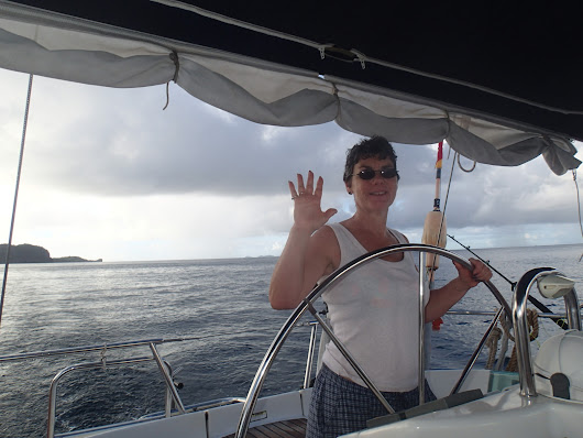 How To Ease Seasickness - Grenada Bluewater Sailing