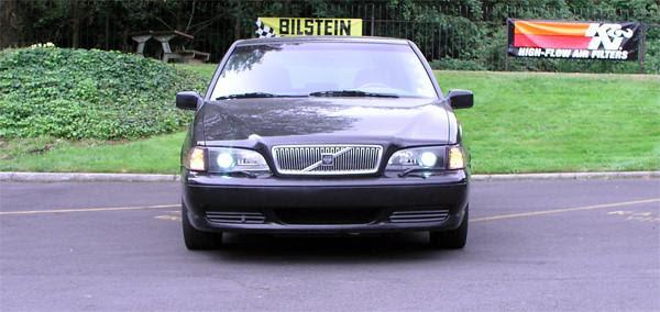 Volvo V70 Wiring Diagram 1999
