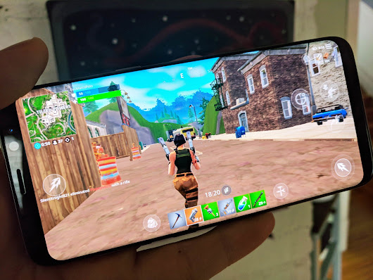 Fortnite for Android review: More frustrating than fun