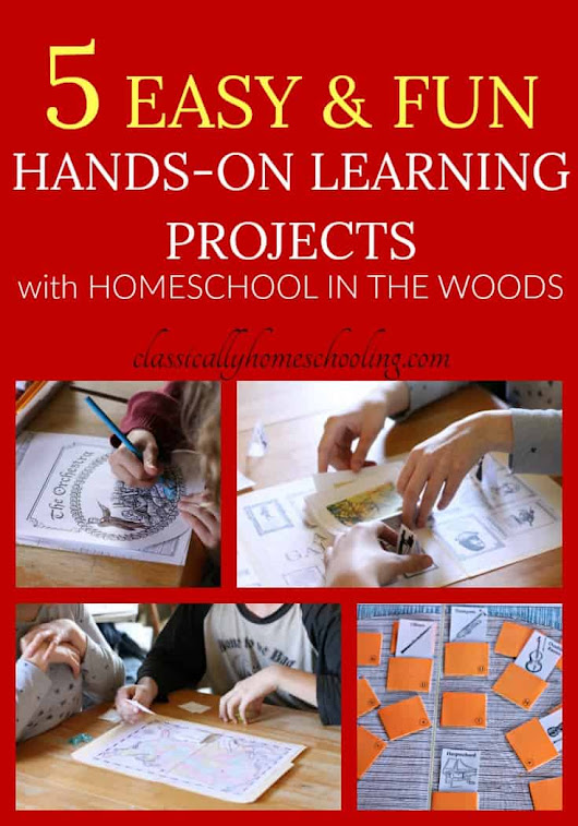 5 Easy and Fun Hands-on Learning Projects