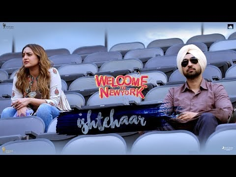 ISHTEHAAR SONG LYRICS - DILJIT, SONAKSHI SINHA
