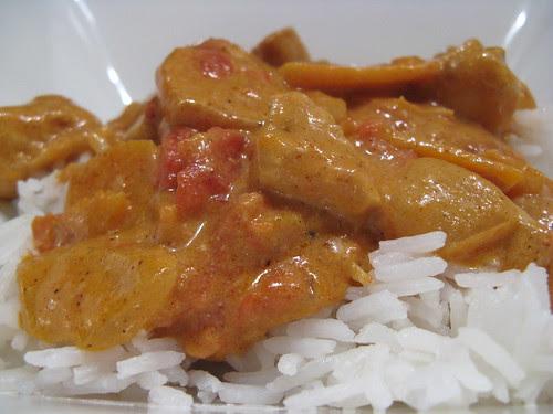 Chicken & Sweet Potato Curry II