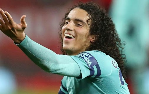 The Arsenal boss believes Guendouzi is due a haircut! #PL #beINPL #Gunners