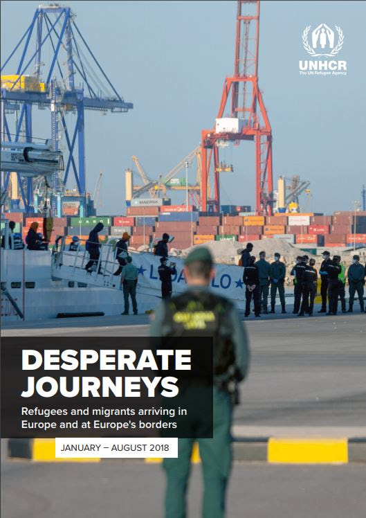 desperate journeys