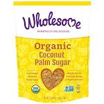 Wholesome Organic Coconut Palm Sugar - 16oz