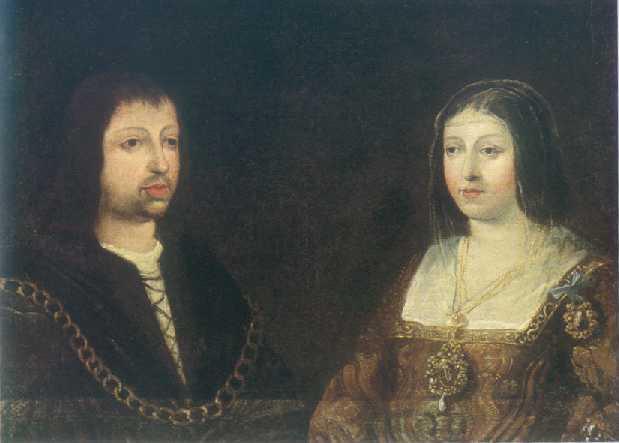 Los Reyes Católicos, Isabel y Fernando