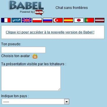 Babel Tchat