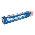 Reynolds F28031 Aluminum Foil, 30 Sq-ft
