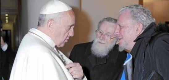 papa-Francisco-iniciadores-Camino-Neocatecumenal