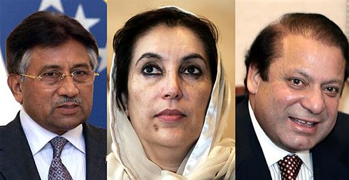The Three Musketeers of Pakistan