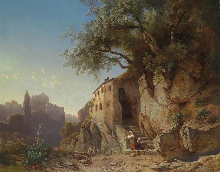 File:Jan Cornelius Mali Motiv aus der Campagna 1864.jpg