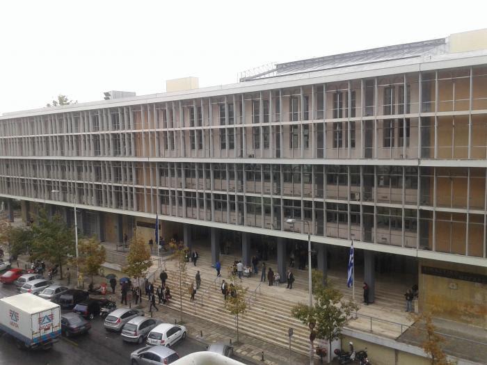 Αποτέλεσμα εικόνας για δικαστηρια θεσσαλονικης