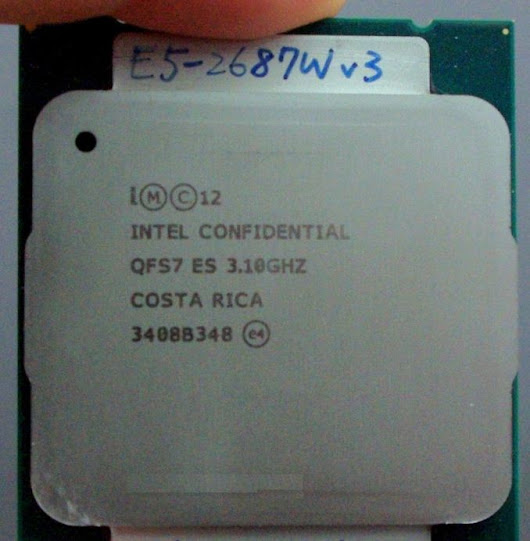 Intel Xeon E5-2687W v3 and E5-2650 v3 Review: Haswell-EP with 10 Cores