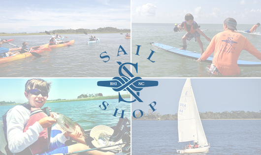 The Sail Shop: Headquarters for Outdoor Activities